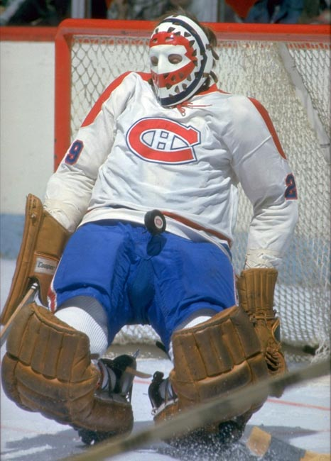For the first time in NHL history, two brothers faced each other in goal. Montreal's Ken Dryden (pictured) beat Buffalos' Dave Dryden, 5-2.