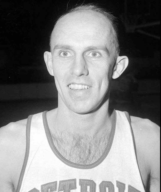 Detroit's George Yardley becomes the first NBA player to score 2,000 points in a season. He did it in 72 games.