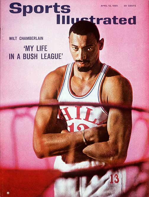 San Francisco's Wilt Chamberlain scores 70 points in a 163-148 loss to Syracuse, one of six 70-plus point games in his career.