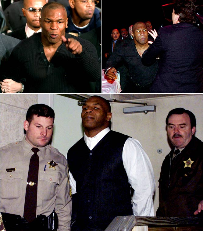 "Boxing great Mike Tyson is known as much for his ironclad fists as he his for personal trials -- legal, psychological and physical. In a riveting documentary that makes its U.S. debut on April 24, history's youngest heavyweight champion is exposed for all to see and, maybe even, understand. But before the film ""Tyson"" hits the big screen, here's a look back at some of the knockout king's famous and infamous moments throughout his career."
