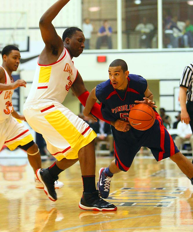 Junior guard Cory Joseph has garnered attention from numerous Division I programs.