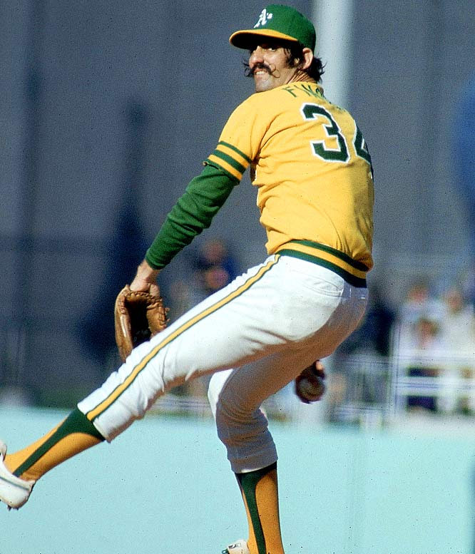 The best of a very different time, Fingers threw more than one inning in 62 percent of his saves.