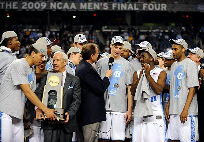 While those outside Chapel Hill are probably happy they won't have to deal with Tyler Hansbrough anymore, even the biggest Tar Heels hater has to acknowledge this team's dominance. North Carolina won by double digits in all six tournament games and turned the national title game into a rout well before halftime.