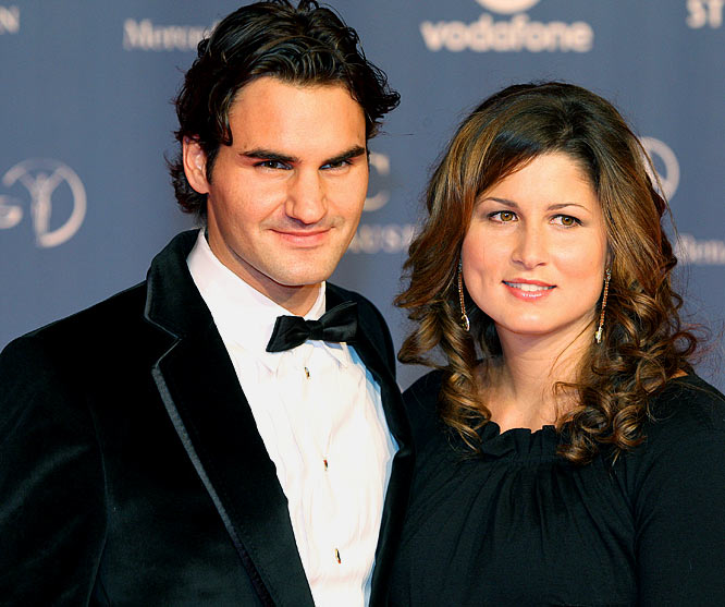 It seems one of the greatest tennis players of all time is transitioning into the next phase of his life. Not only did Federer and his longtime girlfriend, Mirka Vavrinec, get married in his hometown of Basel, Switzerland, last weekend, but also the newlyweds are expecting their first child this summer. The news hasn't been as good on the court: Federer hasn't won a tournament since last year's U.S. Open.