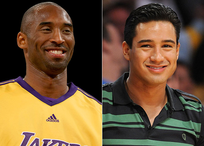 How relaxed are the Lakers, who are in the midst of a first-round matchup with the Jazz? A.C. Slater was practicing with Kobe before Game 2. The team is thinking of bringing in Zach Morris to help out before Game 3.