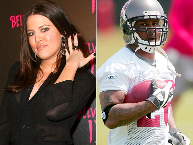 It seems the only people who can keep up with the Kardashians are athletes. Khloe has moved on from Kings guard Rashad McCants to Buccaneers running back Ward. Maybe Kourtney will join the party and hook up with an overrated running back as well.