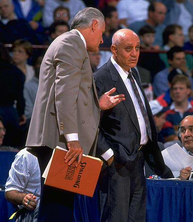 Months after leaving UNLV in a mess of NCAA violations, Jerry Tarkanian took a job as the head coach of the San Antonio Spurs in 1992. He was fired after 20 games.<br><br>Who would you add to the list? Send comments to siwriters@simail.com