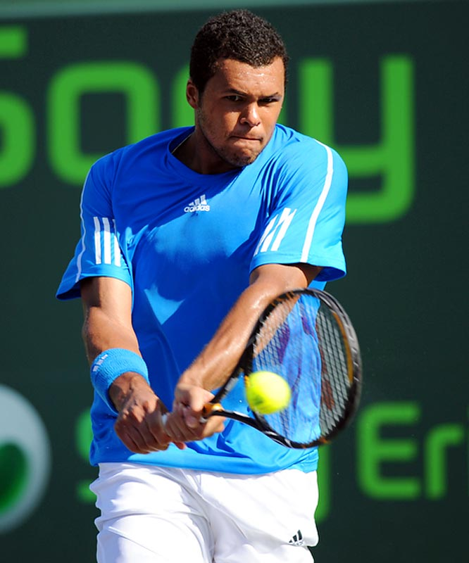 After beating Novak Djokovic four straight times, the Frenchman fell to the Serb in straights.