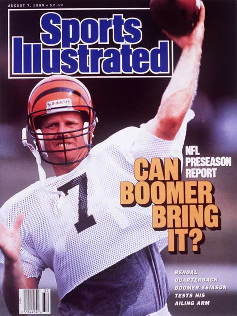 Boomer Esiason (1961, pictured) <br>Ken Daneyko (1964) <br>Marquis Grissom (1967) <br>Tony Boselli (1972) <br>Theo Ratliff (1973) <br>James Hamilton (1974) <br>Travis Roy (1975) <br>Miguel Cabrera (1983) <br>Jed Lowrie (1984) <br>