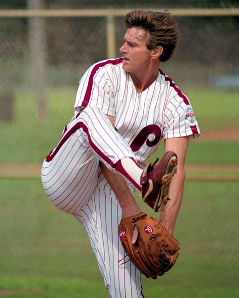 Philadelphia's Steve Carlton becomes the first left-handed pitcher in the major leagues to get 3,000 career strikeouts.