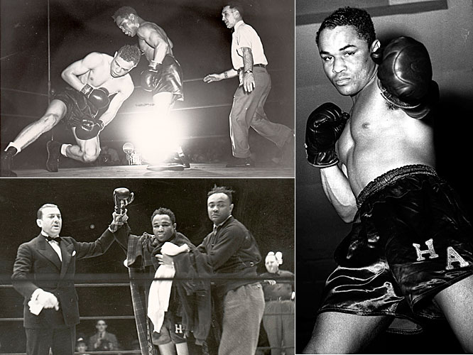 From 1931 to '45, Henry Armstrong acquired a massive 151-21 record, with 101 knockouts. But even more staggering were his three world titles in different weight classes -- featherweight, welterweight and lightweight -- all of which he held at the same time. While his trio may appear to pale in comparison to Pacquiao's and De La Hoya's sextuplet, Armstrong's titles came when there were only eight weight divisions, instead of today's 16. In fact, many boxing experts credit Armstrong as the greatest multi-division champion in history.<br><br>Send comments to siwriters@simail.com.