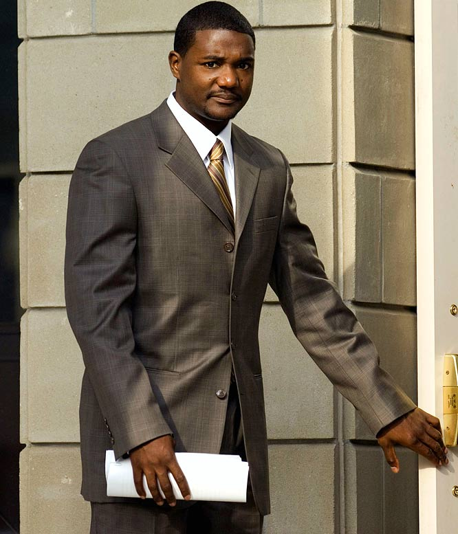 In August of 2006, Gatlin was given an eight-year ban from track and field, punishment for a positive test for testosterone and steroids earlier in the year at the Kansas relays. Gatlin, an Olympic gold medalist who shares the world record in the 100-meters, has denied knowingly using the substances.