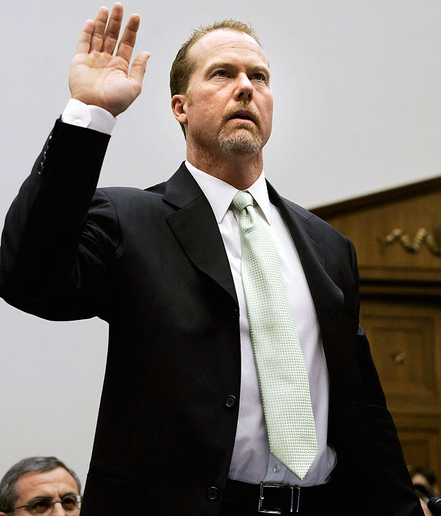 McGwire was subpoenaed to testify in a 2005 Congressional hearing on steroids. Despite repeatedly denying previous allegations, McGwire refused to address the question of his own steroid use before finally coming clean in January 2010.  On January 11, McGwire released a statement in which he admitted using steroids off and on during his career, including in 1998, when he captivated the nation by setting a new single-season home run record of 70.