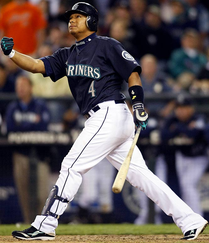 DUDS: <br>.179 average (5-for-28) <br>1 run <br>0 HRs <br>2 RBIs <br>0 steals