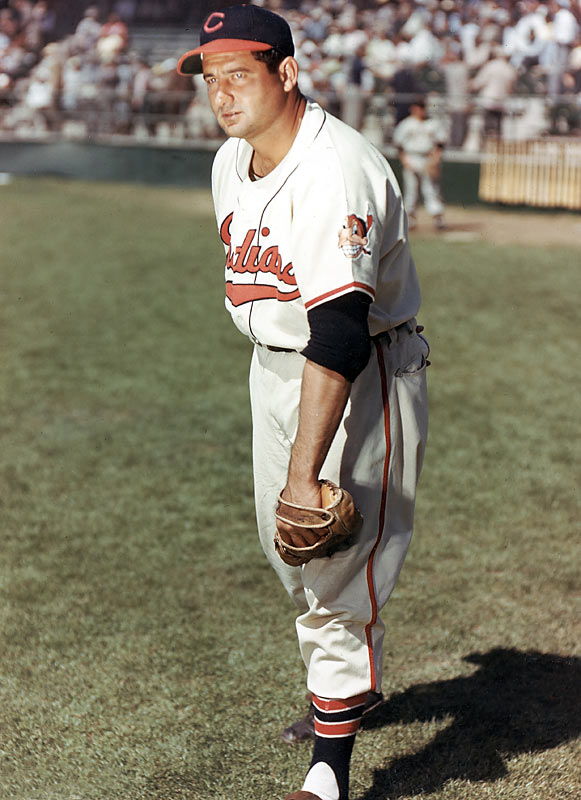 "A fierce competitor who once said he would knock down his grandmother if she dug in against him, Early Wynn was a five-time 20-game winner during his 23-year career with the Senators, Indians and White Sox. ""Gus"" won the American League Cy Young Award in 1959 and notched his 300th win four years later at the age of 43."