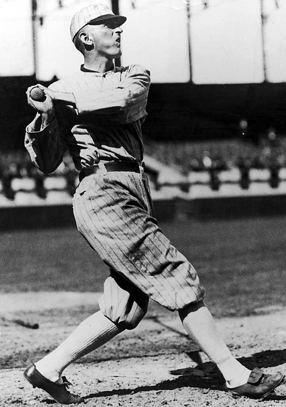 "According to legend, Jackson received the nickname ""Shoeless"" after playing a minor league game in his stockings because a new pair of spikes had given him blisters the previous day. Unfortunately for Jackson, he is known as much for his part in the Black Sox scandal to fix the 1919 World Series as he is for his colorful nickname."