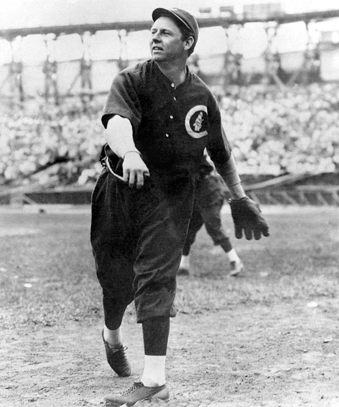 Here are our favorite baseball nicknames. Send yours to siwriters@simail.com for a Fan Favorites gallery.<br><br>Brown's nickname is pretty self-explanatory -- Brown lost two parts of two fingers on his right hand during a farming accident. It didn't slow the famous Cubs pitcher down as he retired with a career record of 239-130 with an ERA of 2.06.