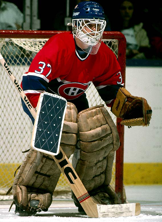 Yet another Habs goalie who made a sudden splash, Penney played in only four regular season games after his call-up from the AHL in 1984, and lost all four. But when starter Rick Wamsley was injured, Penney became the surprise playoff starter. He was spectacular in a first-round sweep of Boston and six-game triumph over rival Quebec. The Habs fell in the third round to the defending Cup champion New York Islanders, but Penney led all playoff goalies with three shutouts and a 2.20 GAA.