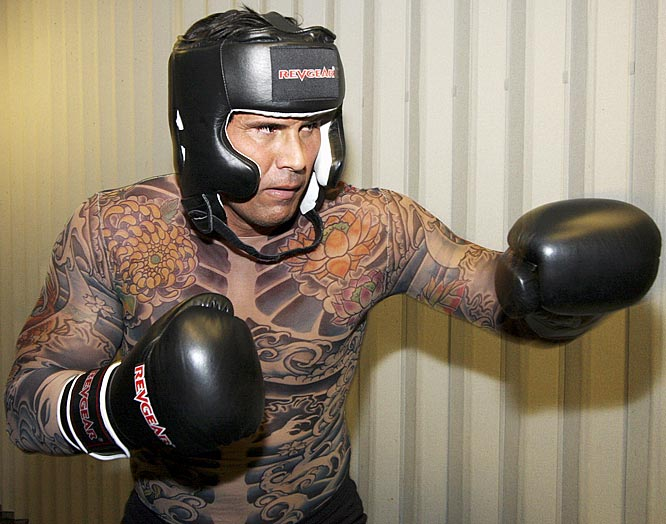 Just when you want to laud Canseco for correctly predicting that Manny Ramirez took performance-enhancing drugs, you find out that he's scheduled to box a middle-aged Boca Raton writer named Christopher Gambino in an exhibition fight. On the same card, Michael Lohan and former child stars Danny Bonaduce and Willie Aames will also be stepping into the ring. I wish that was a joke, but sadly it's not.