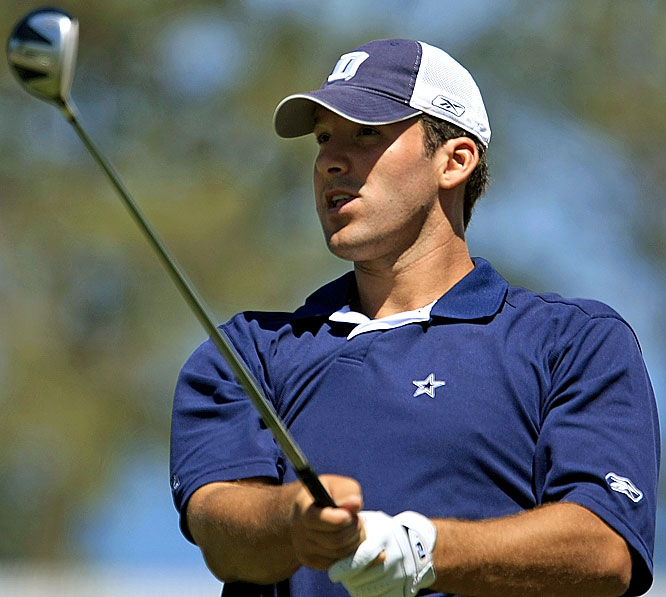 Romo came up short in his bid to reach sectional qualifying for the U.S. Open when he shot an 80 in the local qualifying round Monday at Dallas National Golf Club. Should anyone be surprised that Romo failed to step up in the clutch?