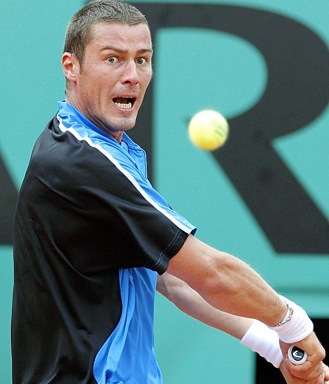 Like Fabrice Santoro, Safin lost early in what he says will be his final French Open. The two-time Grand Slam winner fell in the second round to Frenchman Josselin Ouanna 7-6 (2), 7-6 (4), 4-6, 3-6, 10-8 7-6 (2).