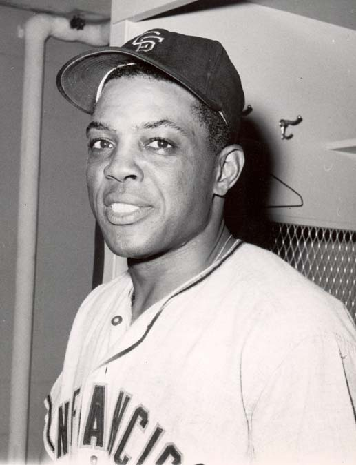 After starting his career 0-for-12, Giants rookie Willie Mays gets his first hit, a 450-foot homer off Braves left-hander Warren Spahn.
