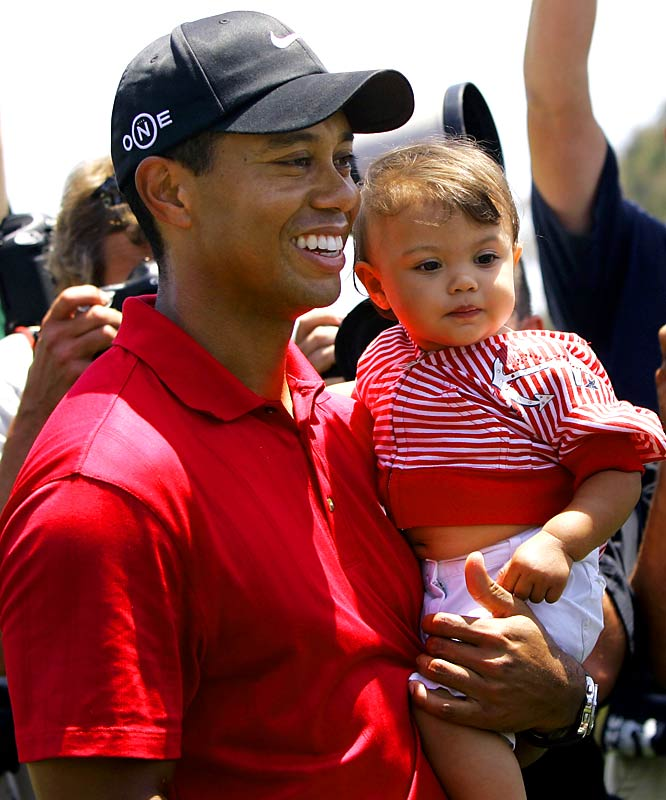 SI.com looks at some famous dads.