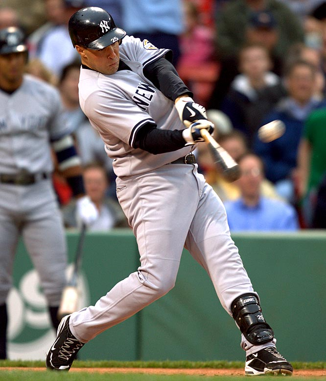 The Yankees' $180 Million Man ranks second in the American League in homers (20) and fourth in RBIs (60).