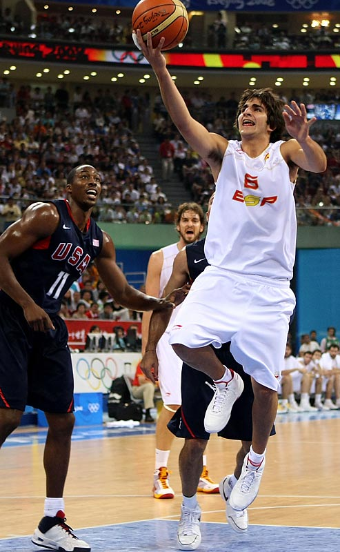 Take away the unrealistic Pete Maravich comparisons -- same floppy dark hair, same ball-handling showmanship, but Rubio will never be close to the scorer that Pistol Pete was -- and there's still plenty of hype with good reason. Rubio has the gift of a court presence and leadership that few 18-year-olds can come close to matching. While lacking great speed, a potential concern on defense, he can run an offense at different speeds.