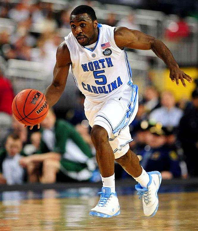 The ACC Player of the Year is small (6-1) but strong and has a history of playing big in big moments.