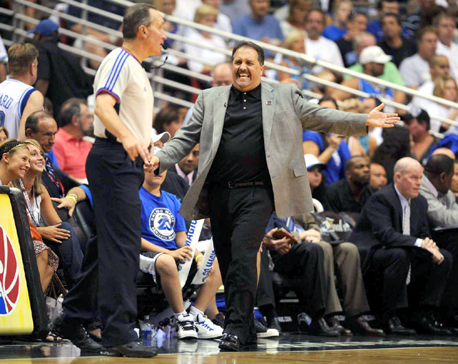 He led the Magic to their first Finals win in Game 3, but Van Gundy's team will be haunted by the near-misses in Games 2 and 4.
