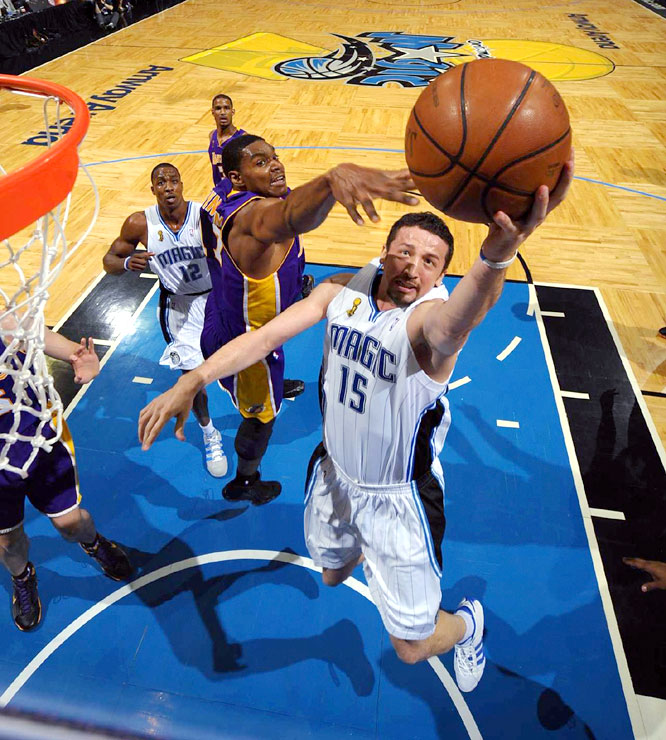 Turkoglu led the Magic with 25 points.