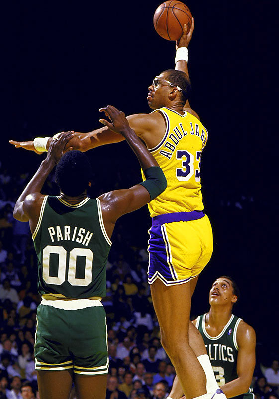 The series started with a more-of-the-same feel as the Celtics whipped the Lakers 148-114 in what became known as the Memorial Day Massacre. But the Lakers bounced back to win Game 2 in Boston, took two of three in Los Angeles (losing Game 4 on Dennis Johnson's buzzer-beating jumper) and finished off the Celtics on their home floor in Game 6 behind Finals MVP Kareem Abdul-Jabbar's 29 points. Finally, the Lakers had beaten the Celtics in the Finals after eight consecutive series losses.