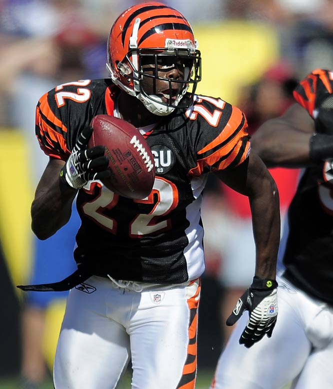 Joseph showed statistical improvement from his rookie season to 2007, increasing both his tackles (from 45 to 49) and interceptions (from zero to four), but also joined the rash of Bengals to have legal troubles after being arrested for marijuana possession in January. In 2008 Joseph played in only eight games due to a stress fracture in his right foot.