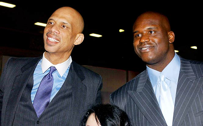 "Kareem recently took Shaq to task for ripping Dwight Howard and Stan Van Gundy on his Twitter account, saying, ""Sometimes I wonder about his maturity. He doesn't need to do that. He's achieved so much. I don't know why he stoops to that."" Shaq eloquently responded with this Tweet: ""I'm gonna cry , yea rt, wanna kno the real its comn frm my shaqberry I'm da reporter now."" Yeah, whatever he said."
