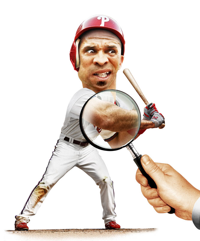 How many people would have known about a blogger's steroid-related post about Ibanez if the Phillies' outfielder hadn't reacted so strongly to it? Sometimes it's better not to defend yourself when there's nothing really to defend.