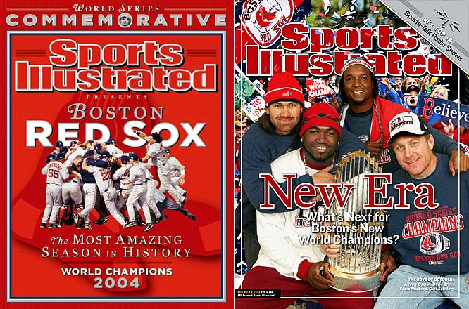 Down 3-0 in the American League Championship Series against their pinstriped rivals from New York, the Red Sox mounted an unprecedented rally to win the pennant. They then crushed St. Louis to win the World Series, ending an 86-year drought for the Red Sox Nation faithful.