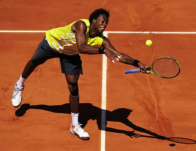 The French Open quarterfinalist withdrew from Wimbledon with a wrist injury. Monfils also missed the grass-court major last year, with a shoulder injury. He had been seeded 14th this year.