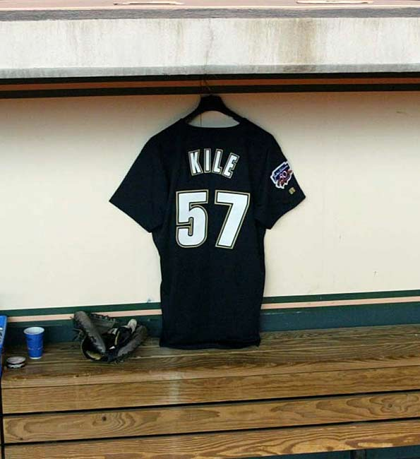 Commissioner Bud Selig decides to postpone the scheduled game between St. Louis and the Cubs when pitcher Darryl Kile is found dead in his Chicago hotel room. The 33-year old Cardinal pitcher is found in his Chicago hotel room apparently dying from natural causes as no signs of forced entry or foul play are found.
