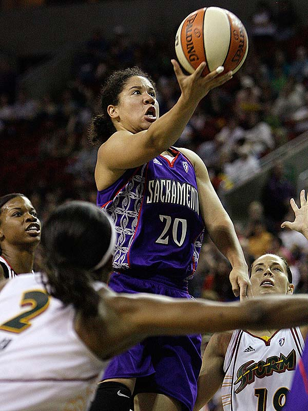 The Monarchs twice took their lumps against Seattle, and figure to take even more from run-and-gun Phoenix -- especially if Kara Lawson (pictured) and Nicole Powell are the only ones chipping in points. <br><br>Next three: 6/12 vs. Phoenix; 6/13 at Phoenix; 6/16 vs. Minnesota