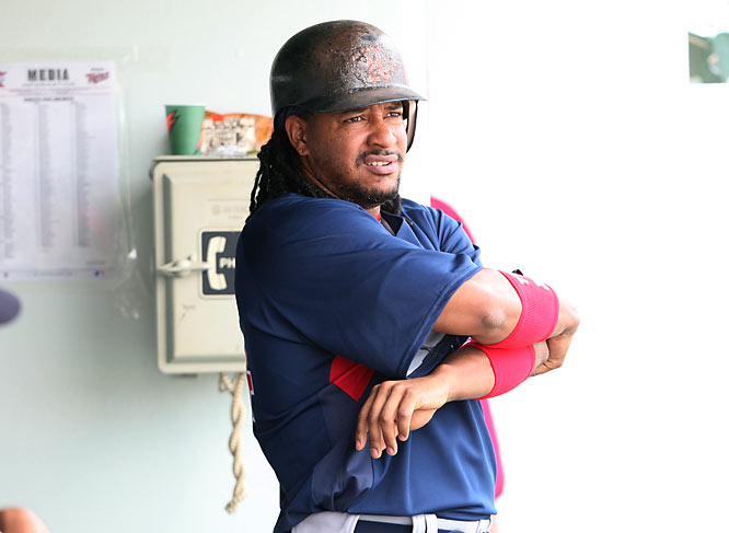 Manny Ramirez joined the Sox in 2001 after signing a $160 million, eight-year contract.  One of the most productive hitters in franchise history, he made an acrimonious departure midway through the 2008 season.