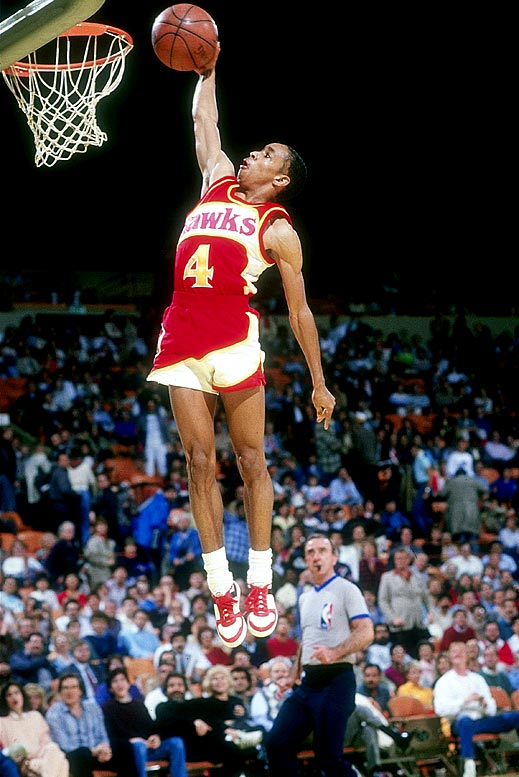 His parents may have named him Anthony, but the 5-6 former slam dunk champion will always be known as Spud, an appropriate name for a small player in a league of giants.