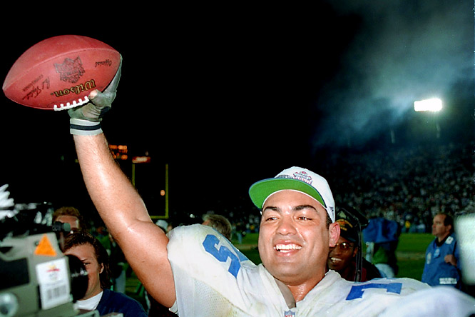 The No. 2 overall selection in the '86 draft, Casillas was twice named All Pro and blossomed as a member of the Dallas Cowboys, helping the Cowboys to a pair of Super Bowl victories.