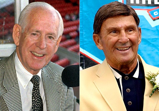 For nearly 20 years (1978-1995), Buck and Stram entertained and informed millions of football fans as the radio voice of Monday Night Football.