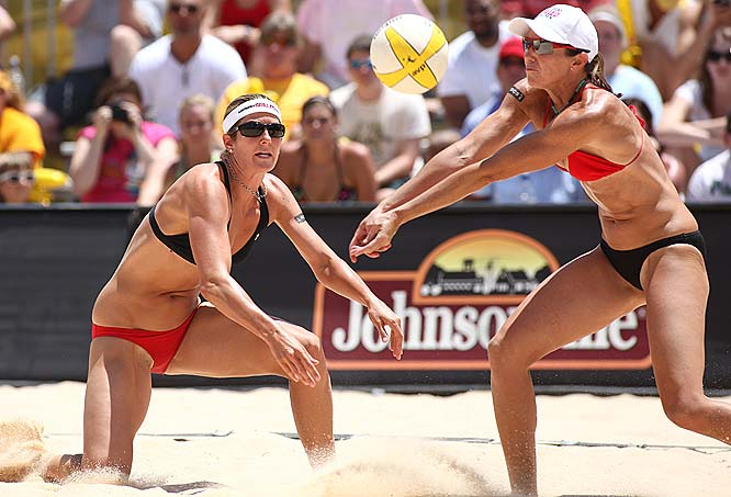 The AVP offers some of the most exciting volleyball in the country -- and on the beach.  General admission is as low as $5.