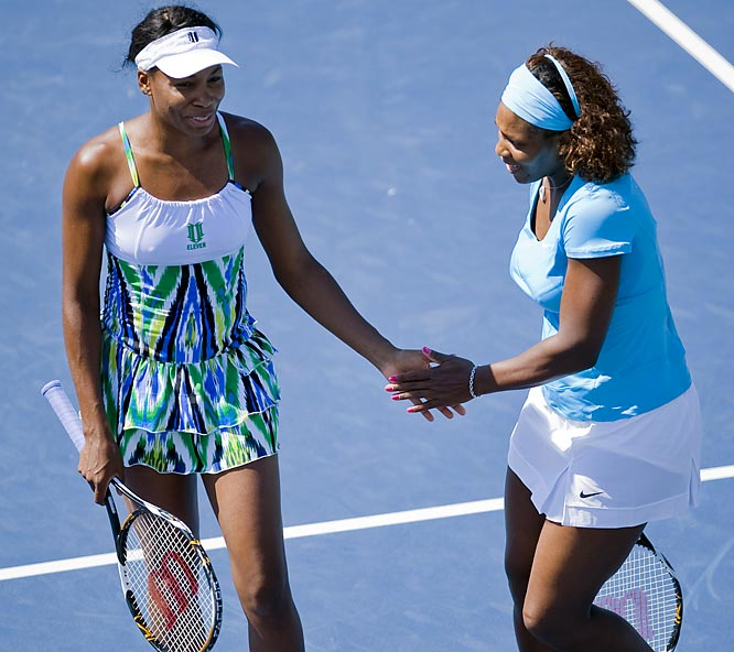 <i>Our weekly Friday look at newsmakers in the tennis world.</i><br><br>The chance of the sisters meeting in yet another final were spoiled Friday when Serena lost to Samantha Stosur in the quarterfinals of the Bank of the West Classic in Stanford, Calif. Venus, meanwhile, routed Maria Sharapova to reach the semifinals.