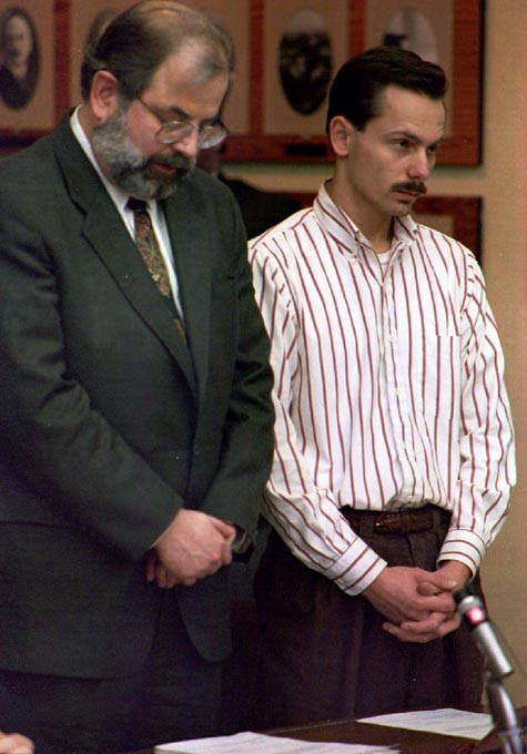 A judge sentences Jeff Gillooly to two years in prison for the attack on figure skater Nancy Kerrigan.