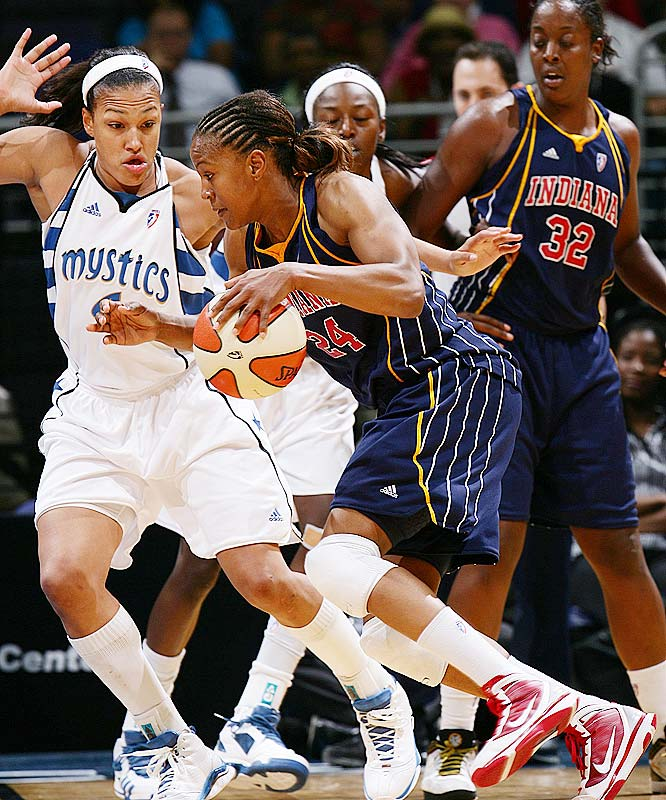 Indiana's league-leading win streak is dead -- it stopped at 11 with a 67-61 loss to Connecticut last Friday -- but there's nothing to fear for the talented Fever.  By beating Washington 82-70 on the road Tuesday, the Fever, led by Tamika Catchings (pictured), proved themselves plenty resilient.<br><br>Next three: 7/23 at San Antonio; 7/28 vs. Washington; 7/30 vs. Connecticut