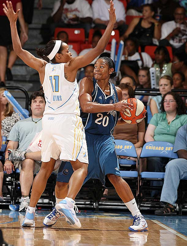 Arguably no off-season trade has paid bigger dividends than the draft-day swap the Mystics made for Lindsey Harding, who came to D.C. from Minnesota in exchange for a first- and second-round pick. Beset by knee problems in her first two years in the league, the No. 1 overall pick in '07 is in top form again. Her talents as a scorer (she's averaging 10.1 points) and a distributor (her career-high 6.1 assists rank second behind Seattle's Sue Bird's 6.6) have provided just as much foundation for Washington's surprise turnaround as the stellar Alana Beard has.<br><br>Next three: 7/3 at Atlanta; 7/7 at Minnesota; 7/11 vs. Los Angeles