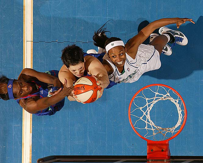 The Liberty are fast earning a reputation as a momentum team -- unfortunately for them, only in the sense that they're a great opponent to play to build and sustain momentum. Minnesota, smarting from the loss of their best player, beat the Liberty last Tuesday and promptly went on a two-game winning streak. Three days later, Indiana, which dropped its first two games to start the season, beat the Lib twice in as many days to cap a six-game winning streak. So much for New Yorkers being unaccommodating!<br><br>Next three: 7/2 vs. Detroit; 7/9 vs. Los Angeles; 7/11 vs. Atlanta